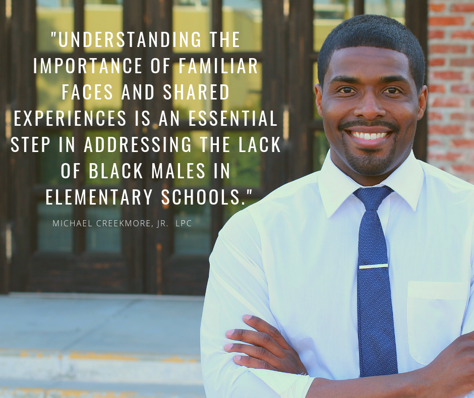 Superhero: The Black Male School Counselor